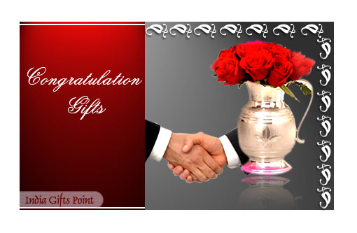 Congratulation Gifts - Send Online Best Congratulation Gifts to India