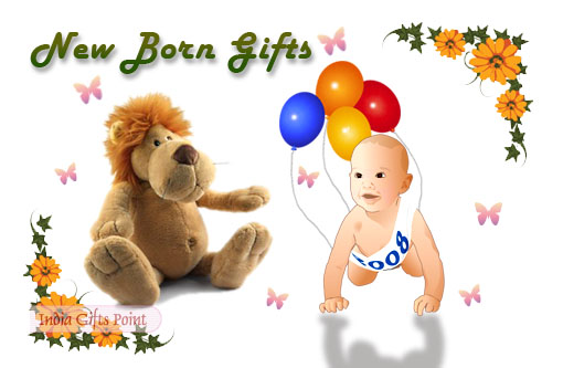 New Born Baby Gifts - Buy Online Best New Born Baby Gifts Hamper for Girls and Boys