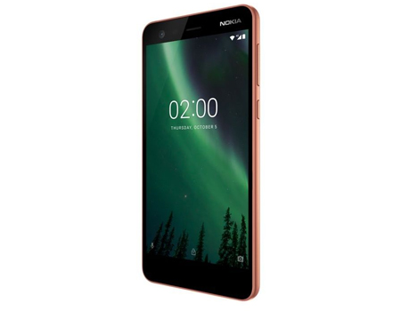 Nokia 2 Copper Black Images