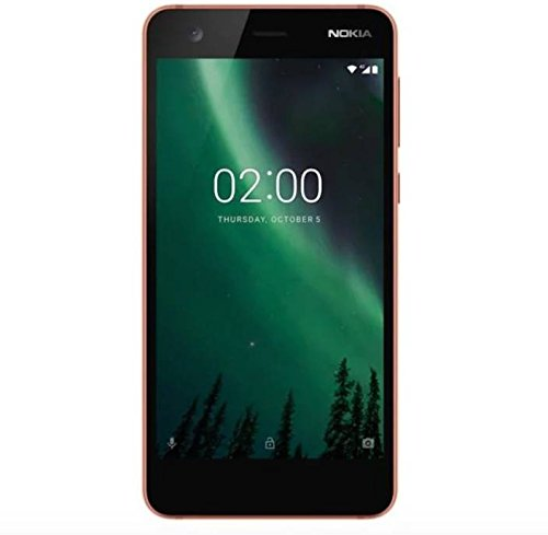 Nokia 2 (Copper Black) Specificatins