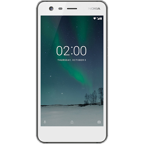 Nokia 2 Pewter White Full Specifications, review and best price in India
