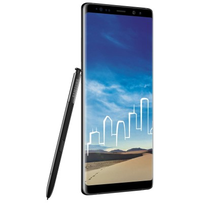 Samsung Galaxy Note 8 Midnight Black Images
