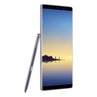 Samsung Galaxy Note 8 Orchid Grey Images