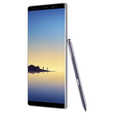 Samsung Galaxy Note 8 Orchid Grey Photo Gallery