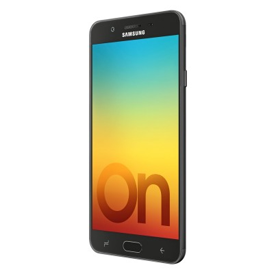 Samsung Galaxy On7 Prime (Black) Side Wallpapers
