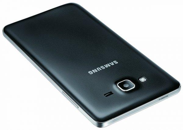 Samsung On 5 Pro Black Back Photos