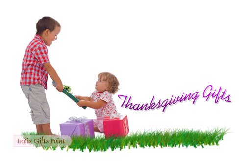 ThanksGiving Gifts - Send Online Thanksgiving Gifts to India