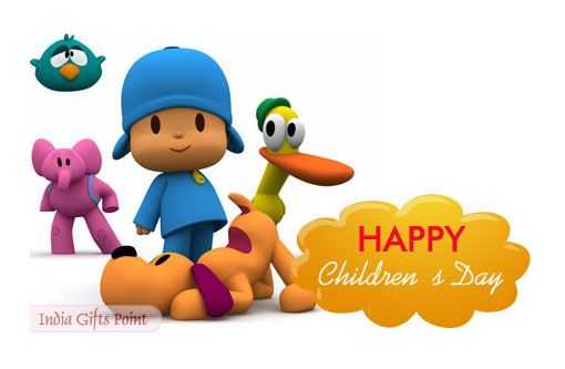 Childrens Day Gifts Hamper - Send Childrens Day Gift to India