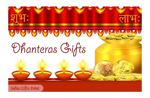 Dhanteras Gifts - Send Dhanteras Gift Hamper to India