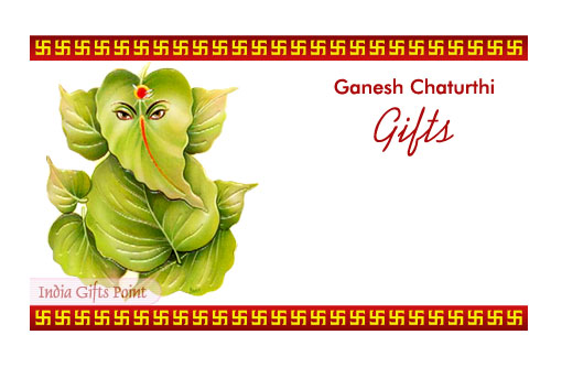 Ganesh Chaturthi Gifts - Send Ganesh Chaturthi Gift to India