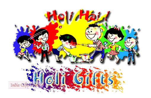 Holi Gifts - Buy Online Best Holi Gifts Hamper to india