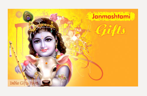 Janmashtami Gifts - Send Janmashtami Gifts to India