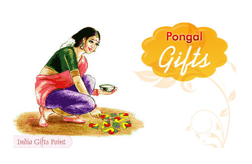 Pongal Gifts Hamper - Buy Online Best Pongal Gifts to India