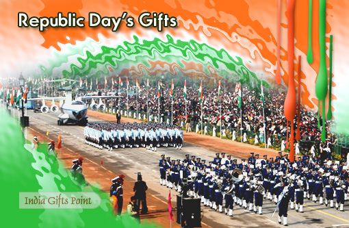 Republic Day Gifts - Send Republic Day Gift to India